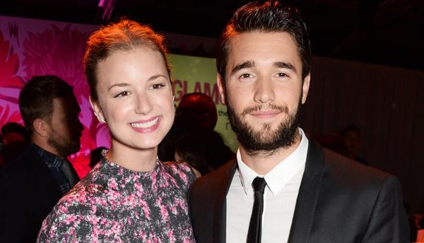 'Revenge' Costars Emily VanCamp and Josh Bowman Are Married!