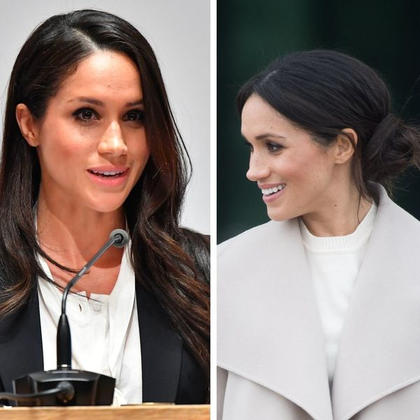 The Meghan Markle Hair Guide for Every Life Situation