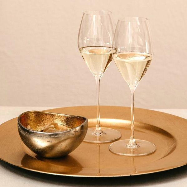 This Glass Will Make Your Champagne Taste Better (No, Really!)