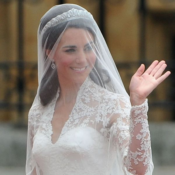 21 of the Most Buzzed-About Royal Wedding Dresses of All Time