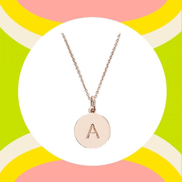 15 of the Prettiest Pieces of Personalized Jewelry You Can Buy Right Now