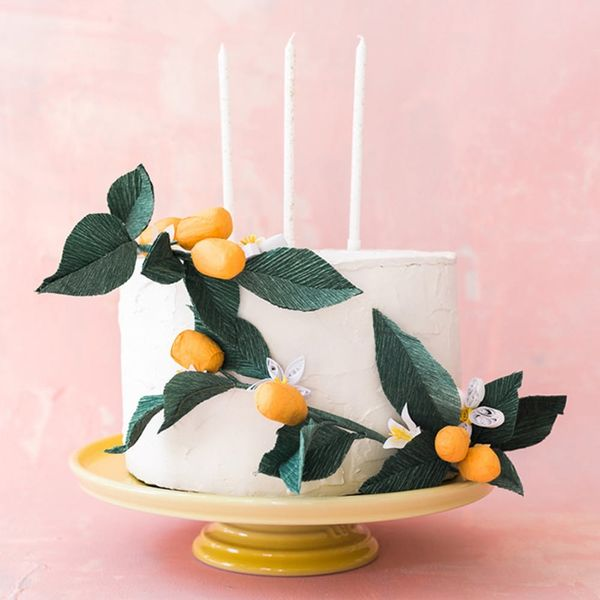 Custom Cake Toppers, Anthro Hacks, and More Weekend Craft Projects