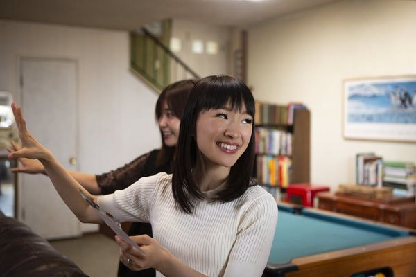 Netflix's 'Tidying Up With Marie Kondo' Is Here to Help With Your New Year's Resolutions