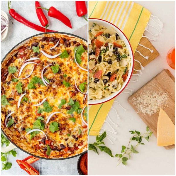 18 Unique Pasta Recipes To Reinvigorate Your Love Of Italian Noodles Brit Co