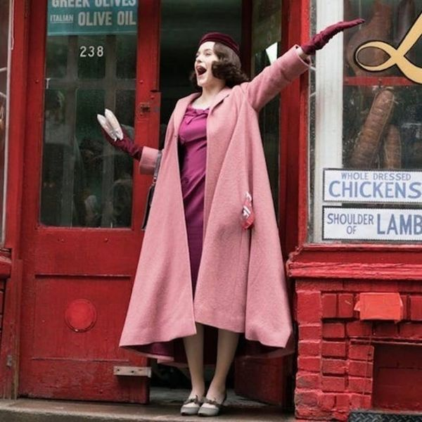 The 'Marvelous Mrs. Maisel' Season 2 Release Date and Trailer Are Here!