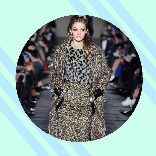 Leopard Print Is Secretly Spring 2018's New Neutral