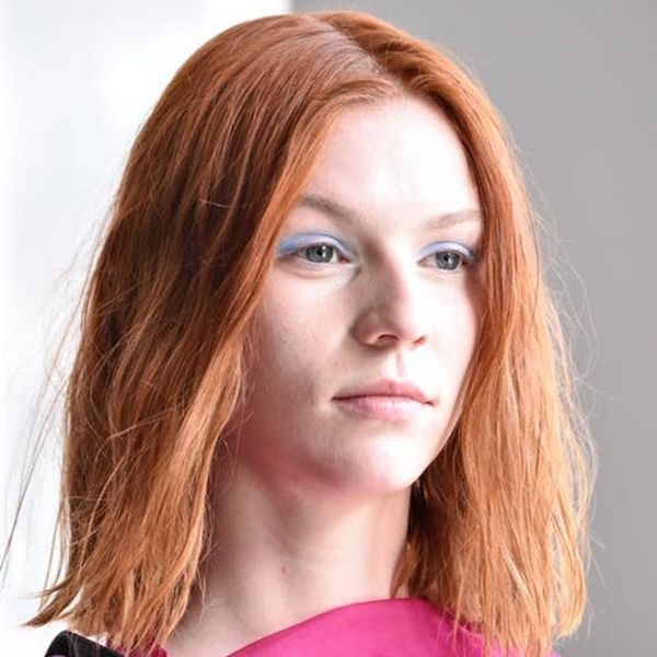 All the Best Hair Colors Spotted on the Runway During Fashion Month