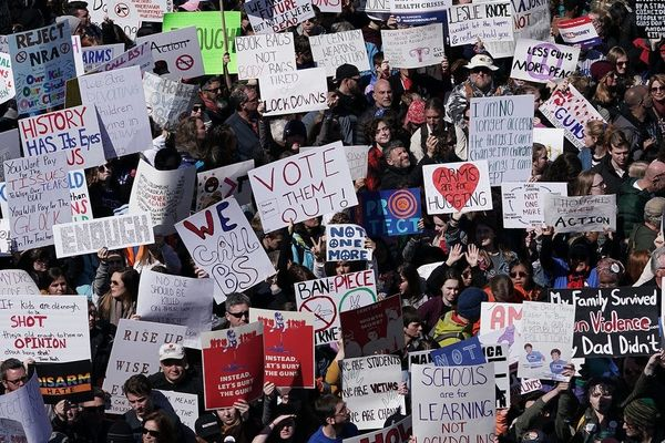 PHOTOS: March for Our Lives Across the Country