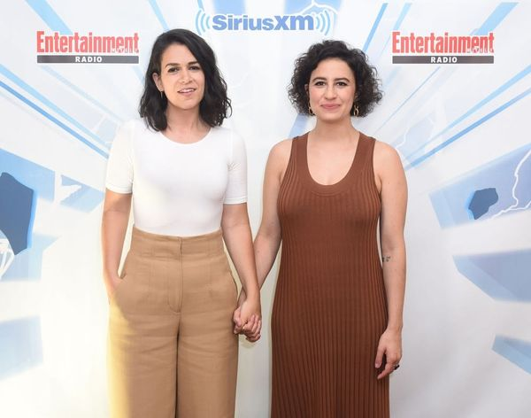See Broad City's Abbi and Ilana as Elderly BFFs in the NewSeason 5Promo