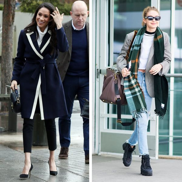 11 Times Celebrities Slayed the Layering Game
