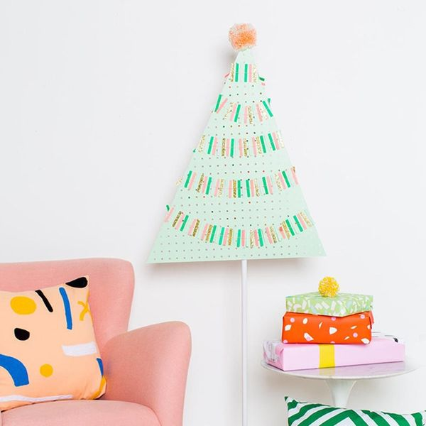 14 Modern Christmas Tree Alternatives