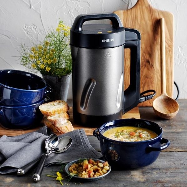 This Electric Soup Maker May Be the Best Thing Since Canned Campbell's