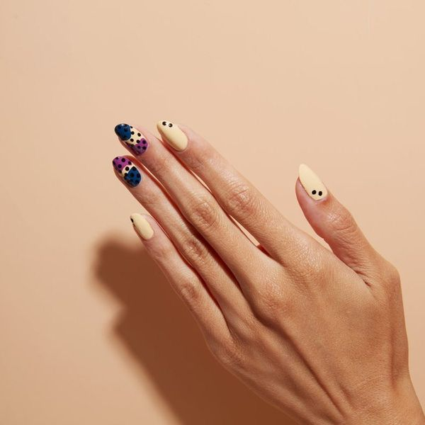 Pretty Polished: How to DIY the Pop Art Nails Trend