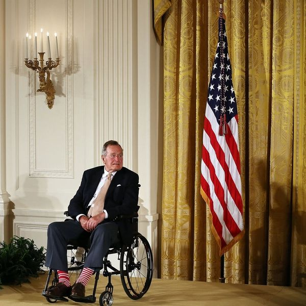 What People Get Wrong About George H.W. Bush's Position on Abortion