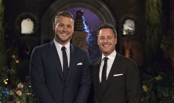 The Bachelor's Chris Harrison Teases Colton Underwood's Dramatic Fence-Hopping Moment