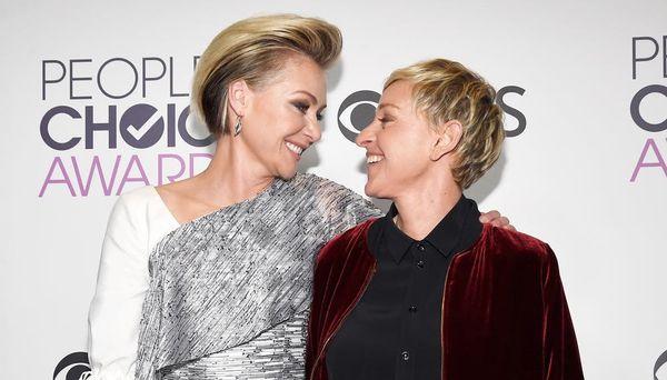 Ellen DeGeneres' Anniversary Gift for Portia de Rossi Was a Grand Romantic… Fail