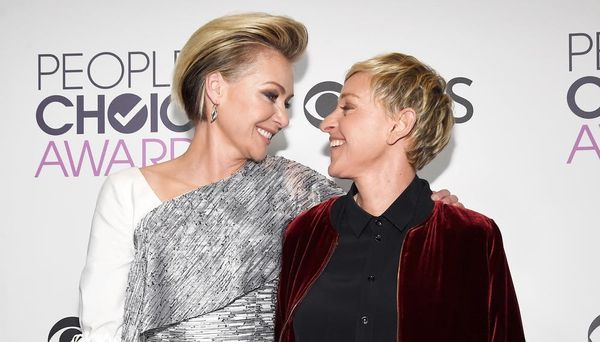 Ellen DeGeneres' Anniversary Gift for Portia de Rossi Was a Grand Romantic… Fail