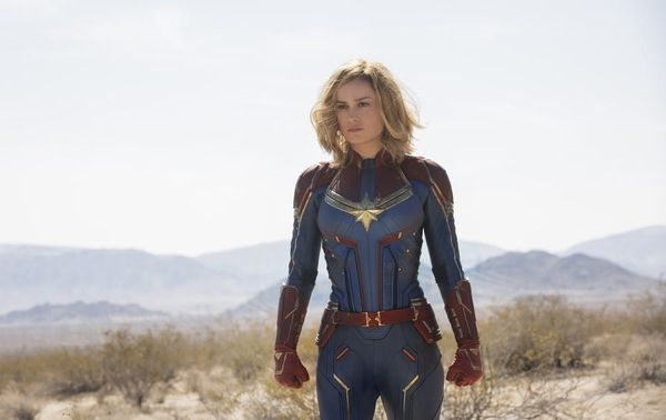 Brie Larson Is a Fierce Fighter in the New 'Captain Marvel' Trailer