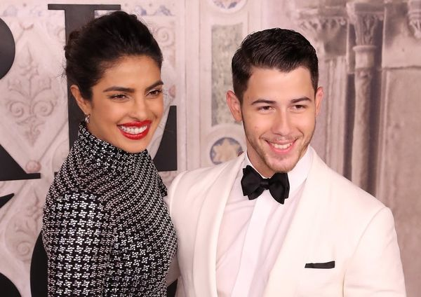 Nick Jonas Got Down on One Knee the Very First Time He Met Priyanka Chopra