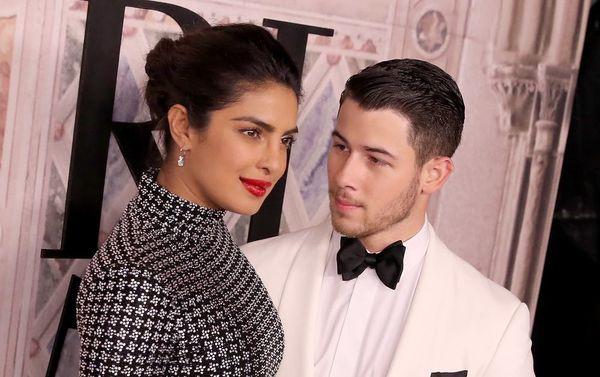 Nick Jonas and Priyanka Chopra's Pre-Wedding Sangeet Party Sounds (and Looks) Epic