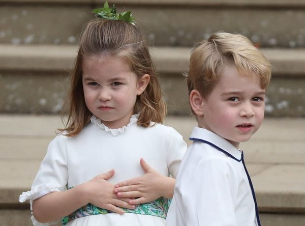 Prince George and Princess Charlotte Get Their Own Christmas Trees to Decorate