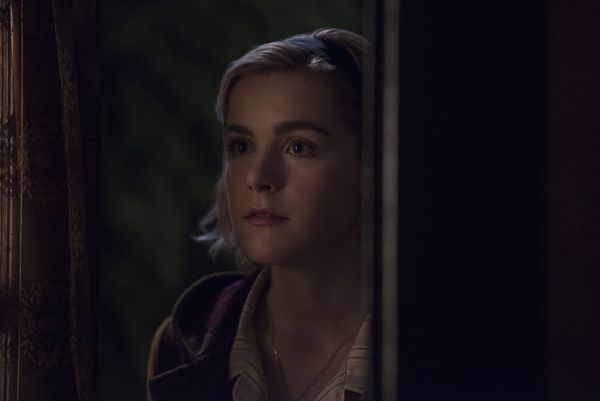 'Chilling Adventures of Sabrina' Is Going 'Full Witch' forPart2: Watch the Trailer