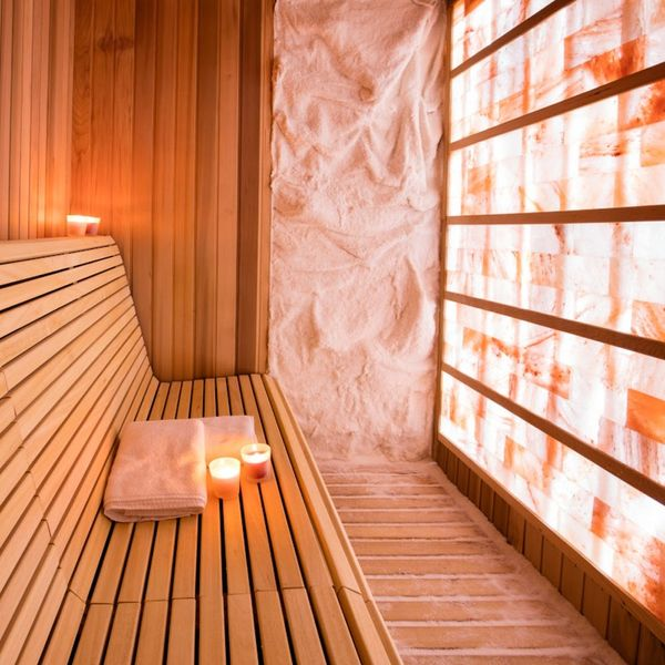 What's the Deal With Halotherapy and Salt Rooms?