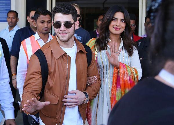 Priyanka Chopra and Nick Jonas Reflect on the Pre-Wedding Mehendi Ceremony: 'We Made It Our Own'
