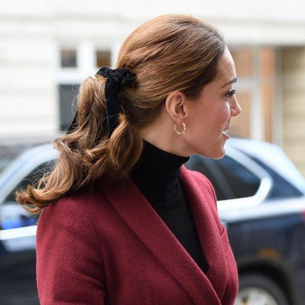 Kate Middleton Is Bringing Back Velvet Hair Bows for the Holidays