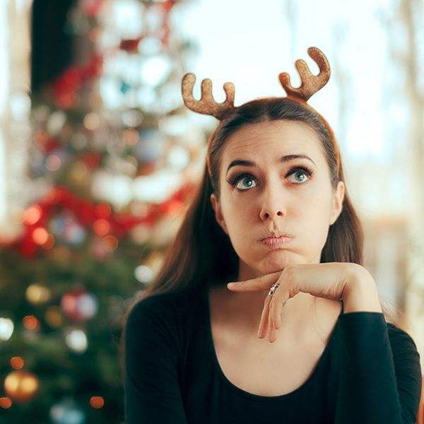 How to Survive Your Work Holiday Party While Pregnant