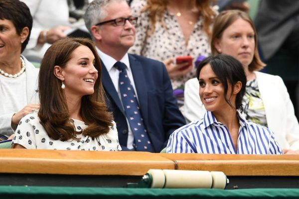 Duchess Kate Middleton Says Meghan Markle's Pregnancy Is 'Such a Special Time'
