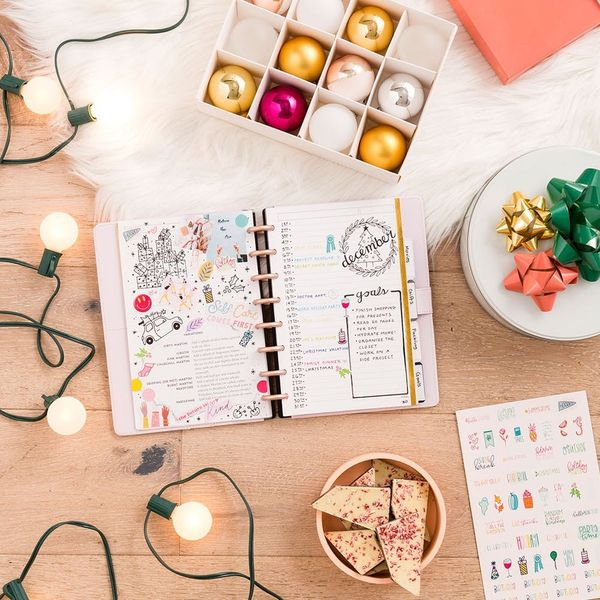 The Bullet Journal Is the Holiday Hack You've Been Waiting For