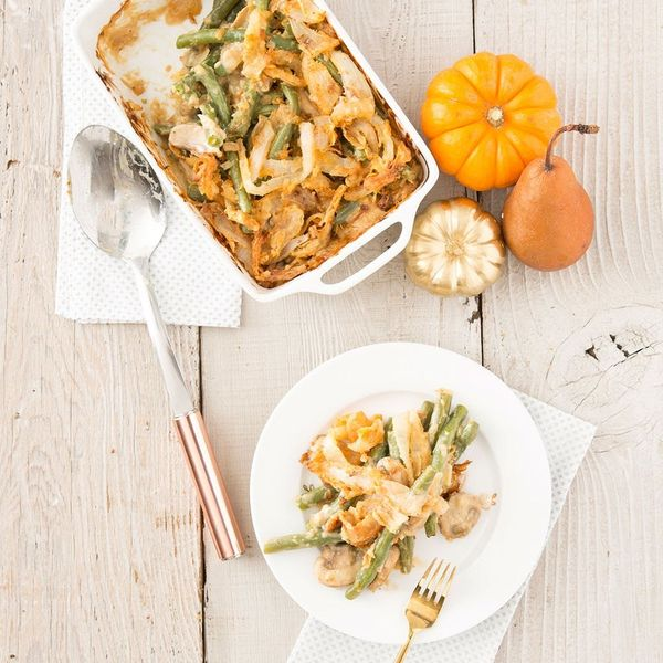 Swap Out These Ingredients to Make a Green Bean Casserole for Every Dietary Need