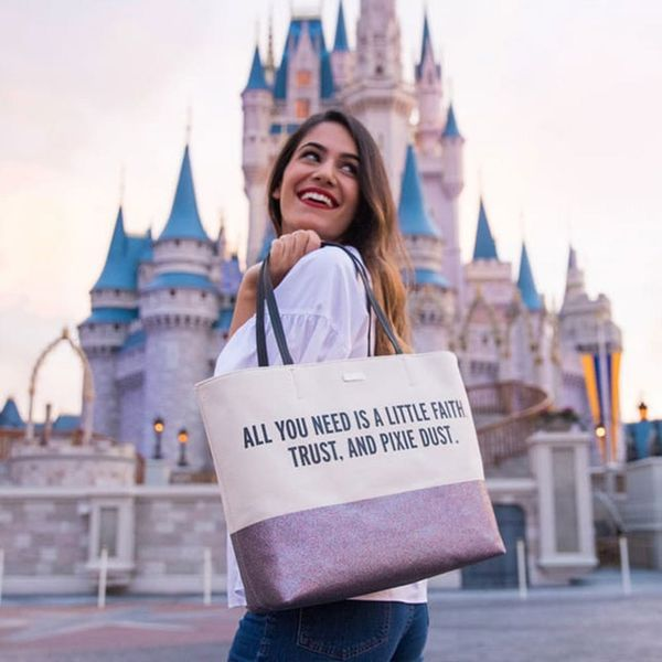 Kate Spade New York Dropped a New Disney Bag Collection We All Need