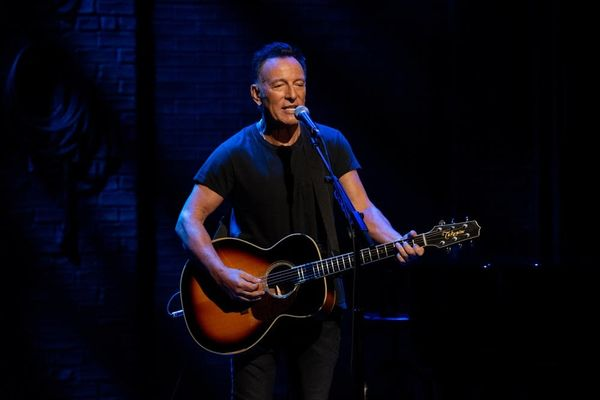Watch the Unexpectedly Moving Trailer for Netflix's 'Springsteen on Broadway' Special