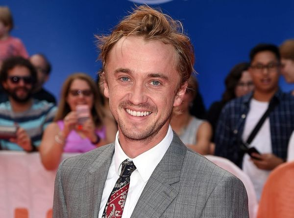 Harry Potter's Tom Felton Says He and Costar Emma Watson Still Hang Out 'All the Time'