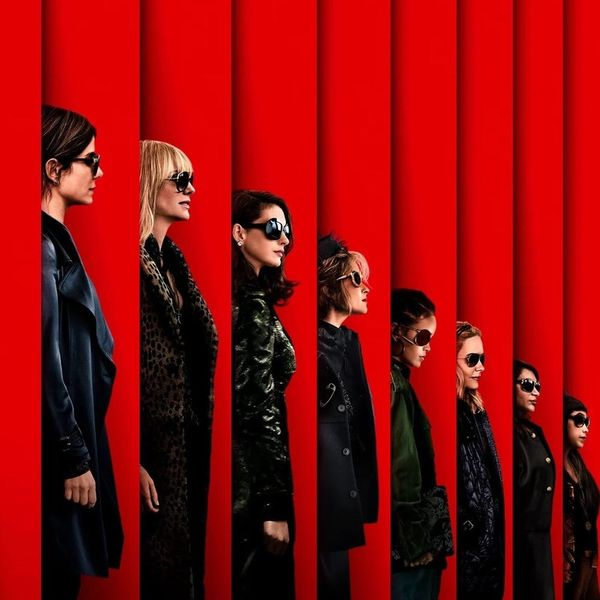 """The First """"Ocean's 8"""" Poster Is Even Better Than We Hoped It Would Be"""