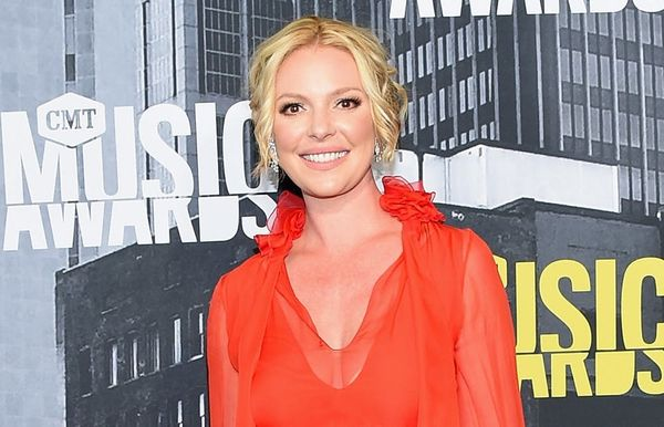 Katherine Heigl Shared an Inspiring Message About Aging on Her 40th Birthday