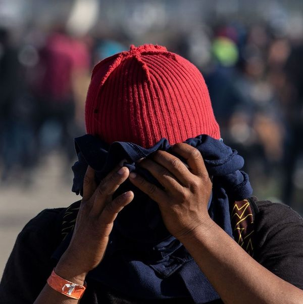 It's Time to Face the Real Impact of Tear Gas Use on Migrant Children