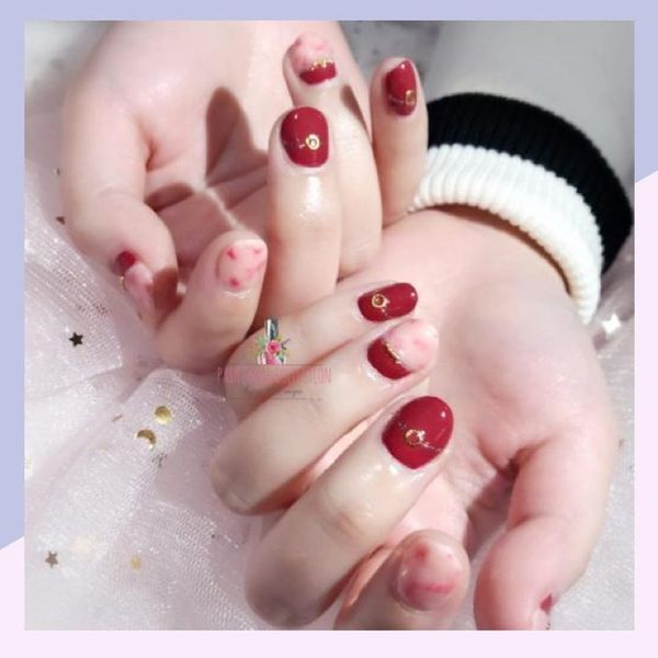 15 Simple Valentine's Day Nail Ideas You Can Do at Home