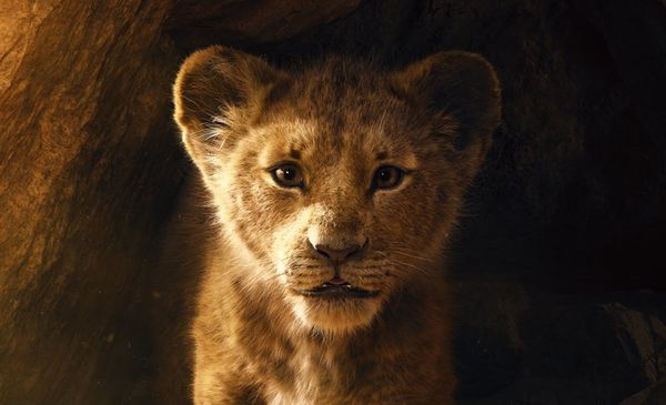 TheFirst Trailer for Disney's Live-Action 'The Lion King' Will Give You Goosebumps