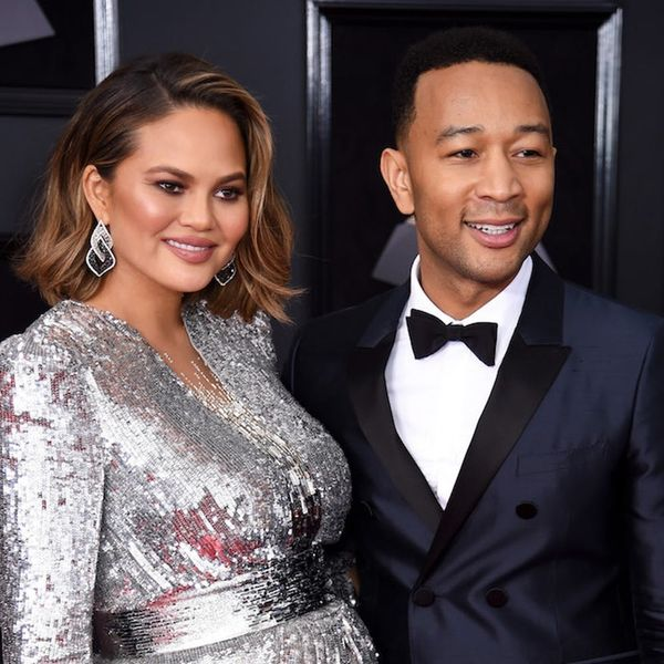 Chrissy Teigen and John Legend Quietly Donated $200,000 to Time's Up on Behalf of USA Gymnasts Team