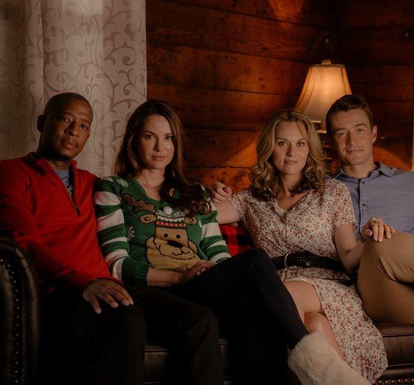 'One Tree Hill' Cast Members SayTheir NewChristmas Movie 'Feels Like a High School Reunion'