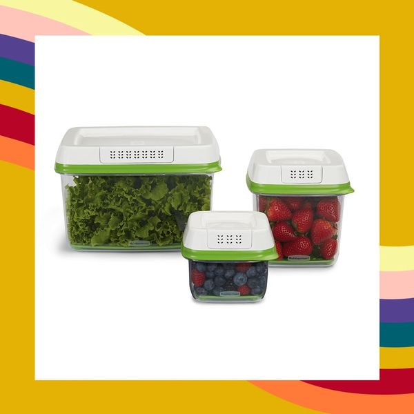 3 Food Storage Containers Worth Geeking Out Over