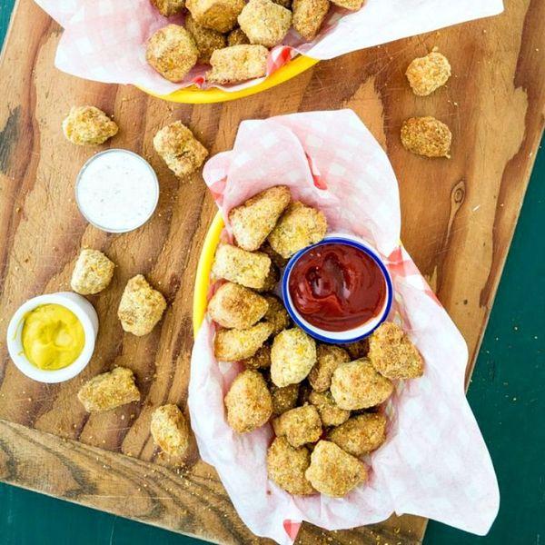 12 Crispy Vegan Air-Fried Recipes You'll Crave