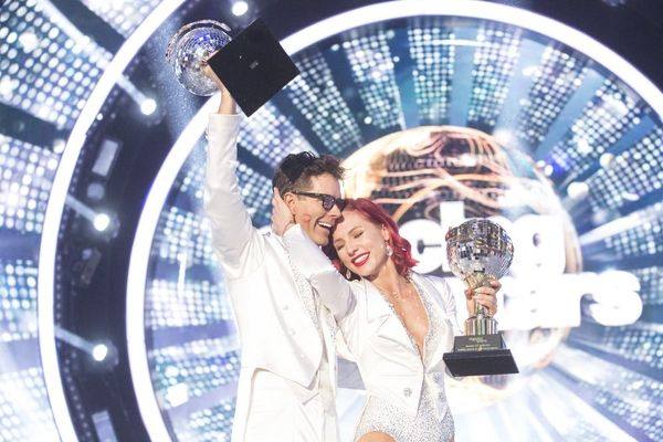 Bobby Bones and Sharna Burgess Are 'Shocked' They Won 'DWTS' Season 27