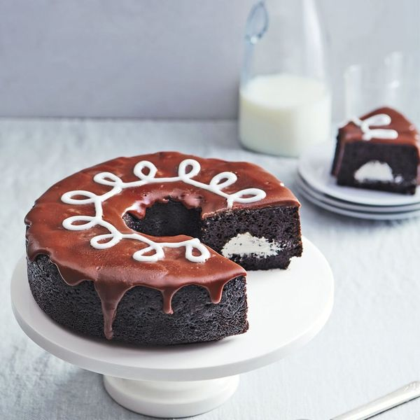 Dig Into Sweet Nostalgia With This Ding Dong Cake