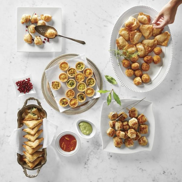 These Heat-and-Serve Holiday Appetizers Are So Good No One Will Know They Came Out of the Freezer
