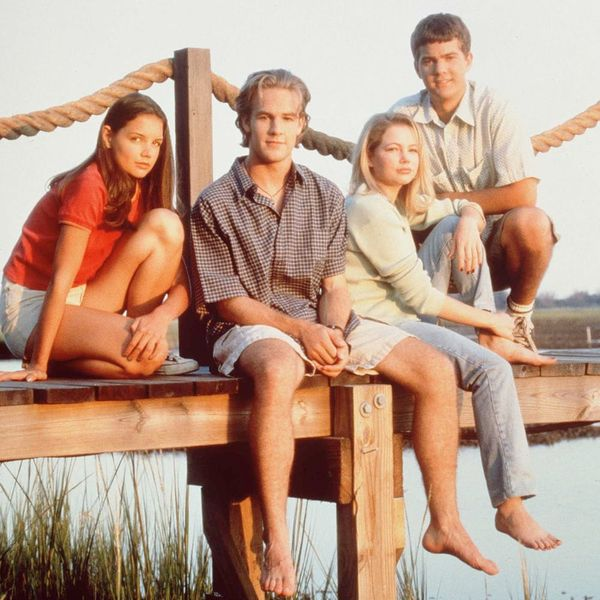 'Dawson's Creek' Cast: Then and Now