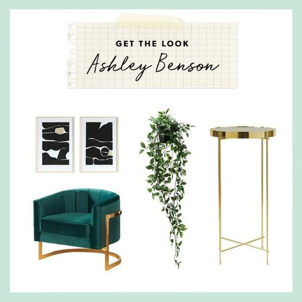 Get the Look of Ashley Benson's 'Pretty Little Liars'-Inspired NYC Apartment